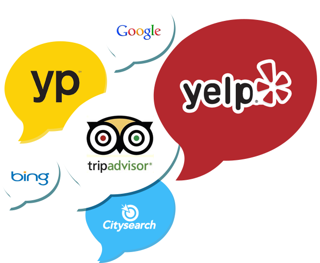 Remove Negative Retail Reviews from Yelp